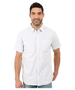 MOUNTAIN HARDWARE | Sadlertm S/S Shirt Ice Mens Short Sleeve