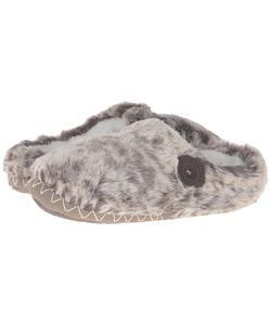 Bedroom Athletics | Paloma Snowy Owl Womens Slippers