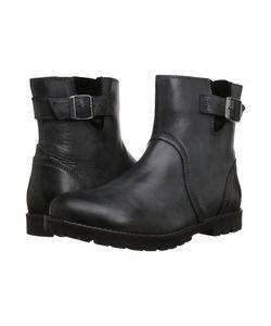 Birkenstock   Stowe Leather Womens Zip Boots