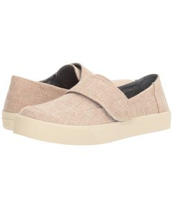 Toms | Altair Slip-On Pale Lurex Woven Womens Slip On