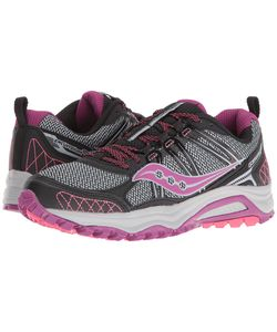 Saucony | Excursion Tr10 Berry/Coral Womens Running Shoes