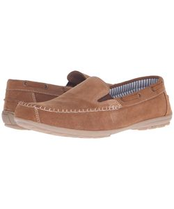 Lotus | Colby Suede Mens Slip On Shoes