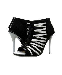 GX BY GWEN STEFANI | Olly Matte/Nylon Mesh High Heels