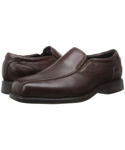 Florsheim | Freedom Bike Slip-On Milled Mens Lace-Up Bicycle Toe