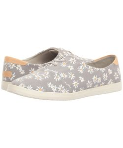 Reef | Pennington Print Daisy Womens Lace Up Casual Shoes