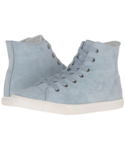 Tretorn | Match Hi3 Sky/Sky Womens Lace Up Casual Shoes