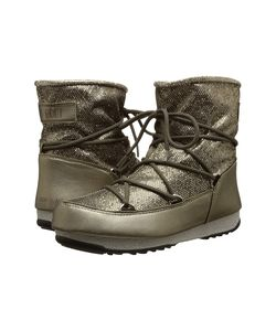 Tecnica | Moon Bootr W.E. Low Dance Platinum Womens Boots