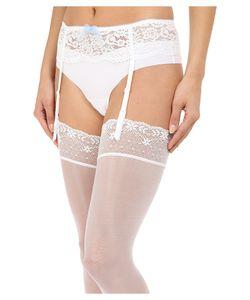 b.tempt'd | Ciao Bella Garter Belt Bridal Womens Lingerie