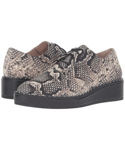Loeffler Randall | Frances Python Embossed Leather Womens Shoes