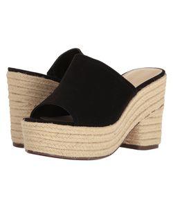 Nine West | Skyrocket Suede Womens Clog/Mule Shoes