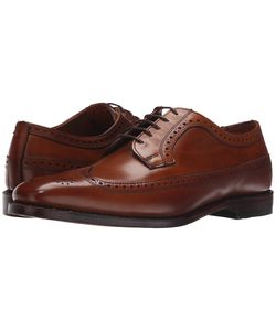 Allen Edmonds | Leiden Walnut Burnished Calf Mens Shoes