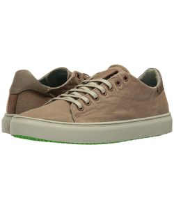 Satorisan | Newtown-Cher Cotton Twill Bark Mens Shoes
