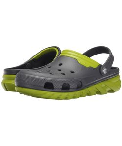 Crocs | Duet Max Clog Volt Clog Shoes