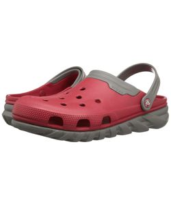 Crocs | Duet Max Clog Pepper/Smoke Clog Shoes