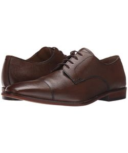 Florsheim | Sabato Cap Ox Tan Printed Mens Lace Up Cap