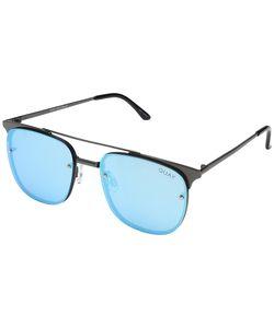 Quay Australia | Private Eyes Gunmetal Fashion Sunglasses
