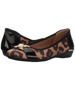 Anne Klein | Unalike Natural Multi Fabric Womens Shoes