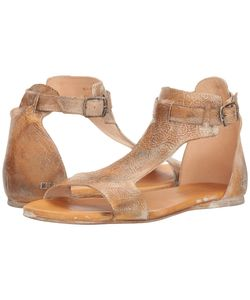 Bed Stu | Sable Tan Rustic Bfs Womens Shoes