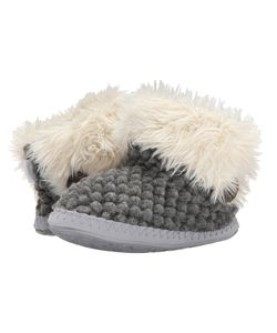 Bedroom Athletics | Alicia Charcoal Womens Slippers