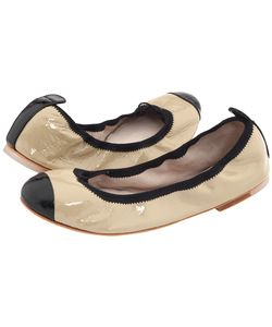 Bloch   Luxury Ballet Flat Capuccino Womens Dance Shoes