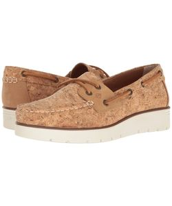 Sperry | Azur Cora Cork Cork Womens Moccasin Shoes