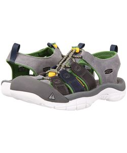 Keen   Newport Evo Gargoyle/Florite Mens Shoes
