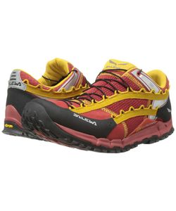 Salewa | Speed Ascent Terracotta/Nugget Mens Shoes