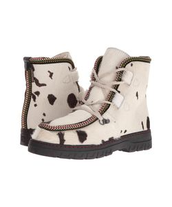 Penelope Chilvers   Incredible Boot Seal Leather/Shearling Womens Boots