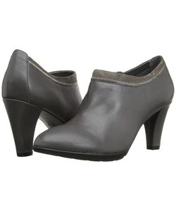 Anne Klein | Dalayne Dark Dark Leather Womens Shoes