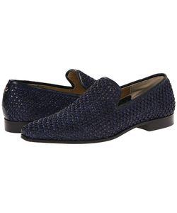 Cesare Paciotti | Rafia Loafer Rafia Mens Slip On Shoes