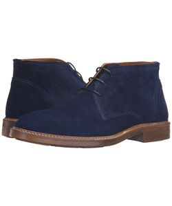 Sebago | Bryant Chukka Navy Suede Mens Shoes