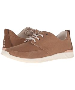 Reef | Rover Low Tobacco Womens Lace Up Casual Shoes