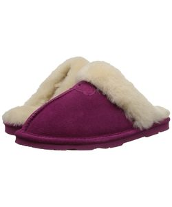 Bearpaw | Loki Ii Pom Berry Womens Slippers