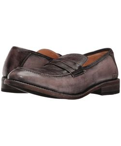 Bed Stu | Bronx Driftwood Leather Mens Shoes