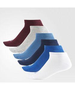 Adidas | Шесть Пар Носков Performance No-Show