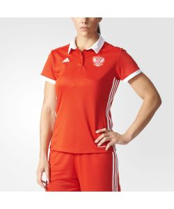 Adidas | Домашняя Игровая Футболка Сборной России Performance