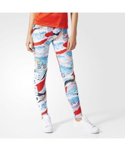 Adidas   Леггинсы Linear Originals