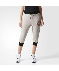 Adidas | Укороченные Брюки Trefoil