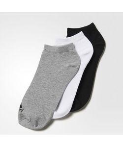 Adidas | Три Пары Носков Performance No-Show