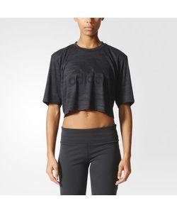 Adidas | Футболка Спортивная Box Crop T Aero