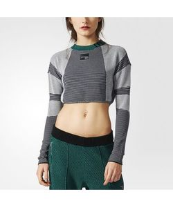 Adidas | Лонгслив Crop Sweater