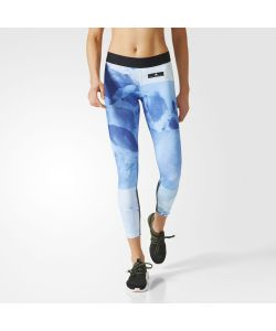 Adidas | Леггинсы Для Бега Climacool Stone Print By Stella Mccartney