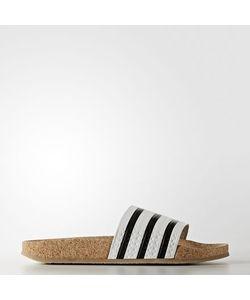 Adidas | Сланцы Adilette Cork W