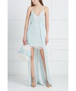 Esve | Бархатное Платье Стрекоза