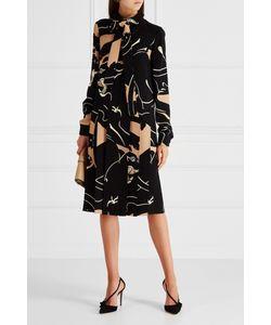 Valentino | Шелковое Платье