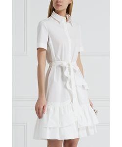 BOUTIQUE MOSCHINO | Хлопковое Платье-Рубашка