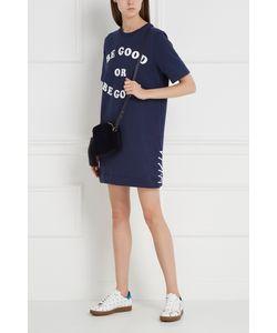 Zoe Karssen | Хлопковое Платье Be Good Or Be Gone