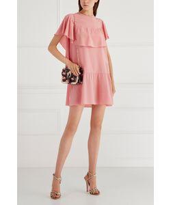 Red Valentino | Шелковое Платье