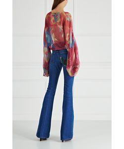 PEREMOTKA   Шелковая Блузка Valerie Porr Couture