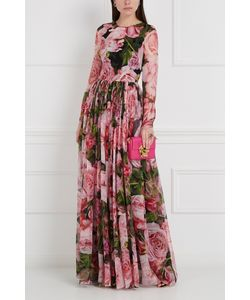 Dolce & Gabbana   Шелковое Платье